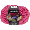 Hot Pink - Ultra Mellowspun Yarn MARY MAXIM-Ultra Mellowspun Yarn. This yarn is a premium blend of nylon. Is it super soft, lightweight and comes in an array of beautiful colors! Weight category: 3. Content: 70% acrylic and 30% nylon. Putup: 1.75oz/50g, 174yd/160m. Gauge: 22s x 26r =4in/10cm on size US 6 knitting needles. Suggested crochet hook size G6. Dyelotted: we try but are not always able to match dyelots. Machine wash gentle cycle for two minutes, tumble dry low heat for 5 minutes, lay flat to dry. Imported.