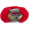 Red - Ultra Mellowspun Yarn MARY MAXIM-Ultra Mellowspun Yarn. This yarn is a premium blend of nylon. Is it super soft, lightweight and comes in an array of beautiful colors! Weight category: 3. Content: 70% acrylic and 30% nylon. Putup: 1.75oz/50g, 174yd/160m. Gauge: 22s x 26r =4in/10cm on size US 6 knitting needles. Suggested crochet hook size G6. Dyelotted: we try but are not always able to match dyelots. Machine wash gentle cycle for two minutes, tumble dry low heat for 5 minutes, lay flat to dry. Imported.