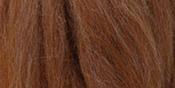 Caramel - Natural Wool Roving .3oz