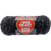 Neon Fleck - Red Heart Super Saver Yarn