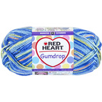 Blueberry - Red Heart Gumdrop Yarn