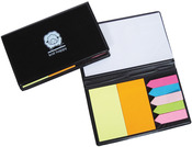 Black - Knit Happy Sticky Note Organizer