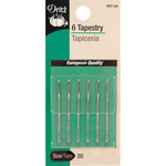 Size 18/22 6/Pkg - Tapestry Hand Needles