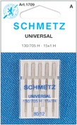Size 12/80 5/Pkg - Universal Machine Needles