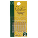 Size 7 20/Pkg - Dritz Quilting Quilter's Betweens Needles