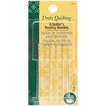Size 7 6/Pkg - Dritz Quilting Quilter's Basting Hand Needles