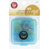 For Sizes 0-15 35/Pkg - Jumbo Stitch Markers