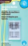 Sizes 16/100 (2) & 18/110 (2) - Upholstery Machine Needles