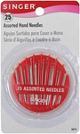 Assorted 25/Pkg - Hand Needle Compact