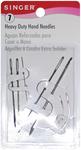 Assorted 7/Pkg - Heavy-Duty Hand Needles