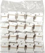 1,000/Pkg - Plastic Floss Bobbins - Bulk