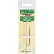 Assorted Sizes 3/Pkg - Sashico Needles Long