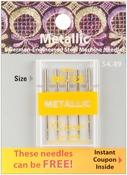 Size 12/80 5/Pkg - Klasse Metallic Machine Needles