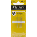 Size 10 6/Pkg - Bead Embroidery Hand Needles
