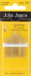 Size 3/9 20/Pkg - Quilting/Betweens Hand Needles