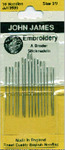 Size 3/9 16/Pkg - Embroidery Hand Needles