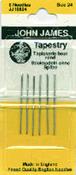 Size 24 6/Pkg - Tapestry Hand Needles