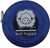 Blue - Knit Happy Tape Measure