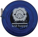 Blue - Knit Happy Tape Measure