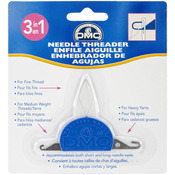 3-In-1 Needle Threader-