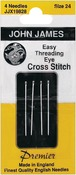 Size 24 4/Pkg - Easy Threading Calyxeye Hand Needles