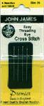 Size 26 4/Pkg - Easy Threading Calyxeye Hand Needles