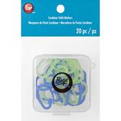 20/Pkg - Carabiner Stitch Markers