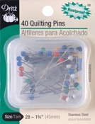 Size 28 40/Pkg - Quilting Pins