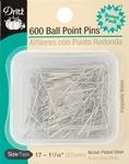 Size 17 600/Pkg - Ball Point Pins