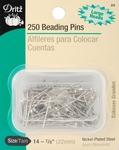 Size 14 250/Pkg - Beading Pins