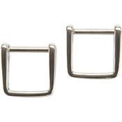 """Nickel - Purse Handle Hooks 3/4"""" 2/Pkg"""