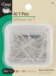 Size 28 40/Pkg - T-Pins