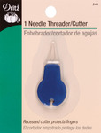 Needle Threader & Cutter-