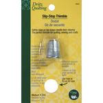 Medium - Dritz Quilting Slip-Stop Thimble