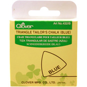Blue - Triangle Tailor's Chalk