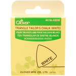 White - Triangle Tailor's Chalk