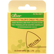 Yellow - Triangle Tailor's Chalk