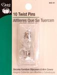 Size 16 10/Pkg - Twist Pins