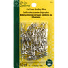 Size 1 50/Pkg - Coil-Less Curved Safety Pins