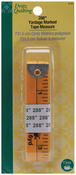 """288"""" - Dritz Quilting Yardage Marked Tape Measure"""