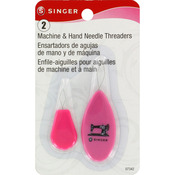 2/Pkg - Machine & Hand Needle Threaders