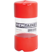 """Red - Viewtainer Storage Container 2""""X4"""""""