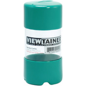 """Green - Viewtainer Storage Container 2""""X4"""""""