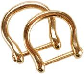 Gold - Purse Handle Hooks 2/Pkg