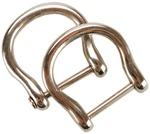 Nickel - Purse Handle Hooks 2/Pkg