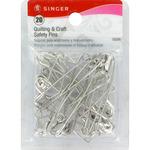 Quilting & Craft Safety Pins - Size 3 20/Pkg