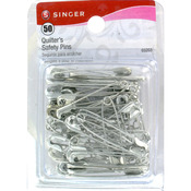 Size 2 50/Pkg - Quilter's Safety Pins