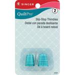 2/Pkg - QuiltPro Slip-Stop Thimbles