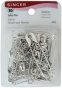 Sizes 1 To 3 65/Pkg - Safety Pins