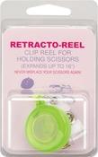 Neon Green - Clip-On Retracto Reel